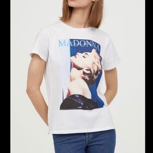🚨2/$20🚨Madonna TrueBlue tee shirt